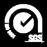 Azienda Certificata SGS - ISO 9001